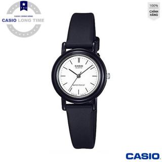 [Ủy Quền Bởi Casio Anh khuê] Đồng hồ nữ dây da Casio LQ-139BMV-7ELDF mặt trắng , kim đen - Tuổi Thọ Pin 3 Năm- Chống Nước , đồng hồ nam , đồng hồ kim , đồng hồ nữ , đồng hồ chống nước thumbnail
