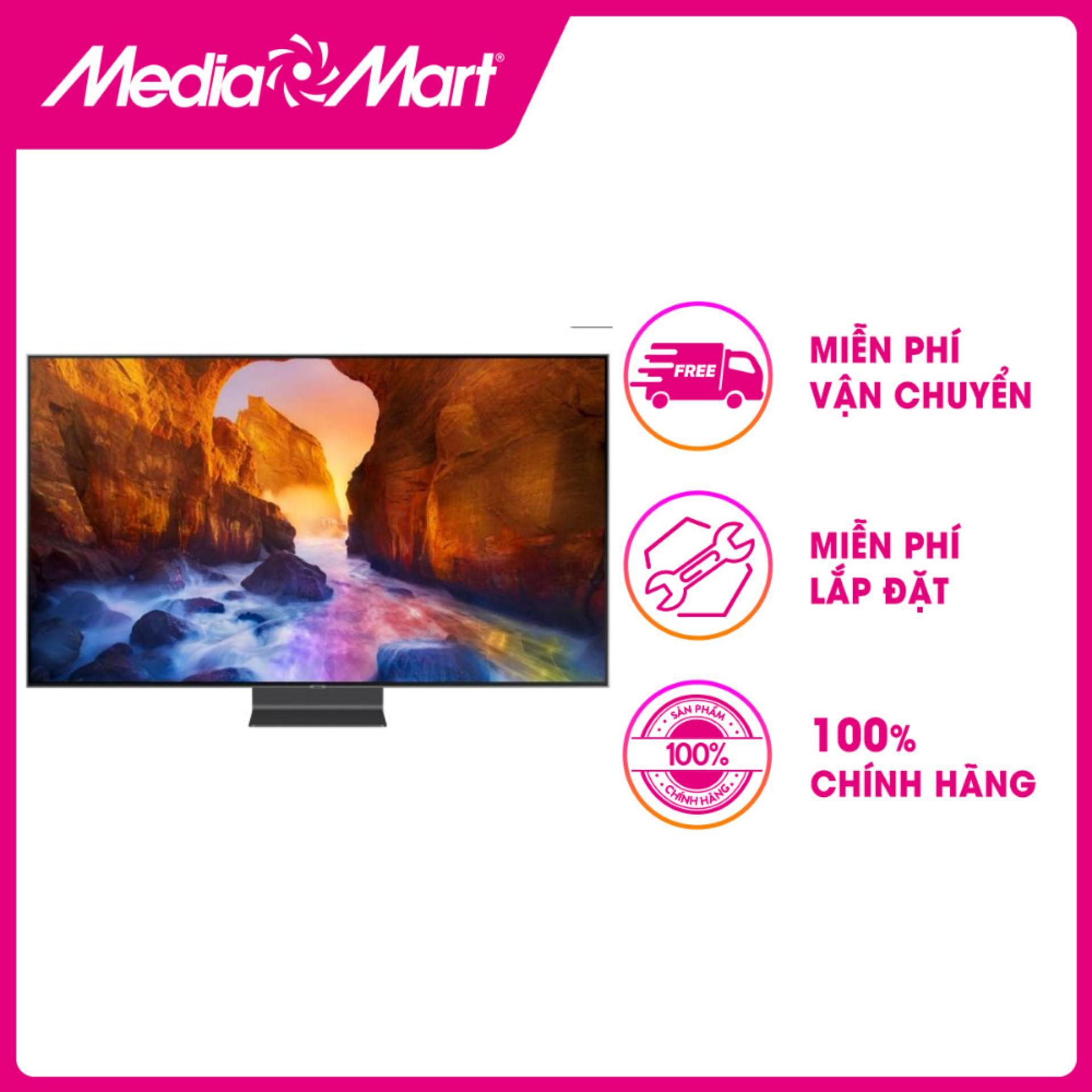 TV QLED SMART 4K UltraHDR 75 SAMSUNG QA75Q90RAKXXV