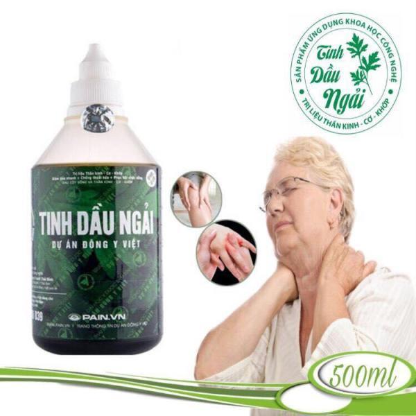 Tinh dầu ngải cứu Đại hoc Y Thái Bình - 500ml giá rẻ