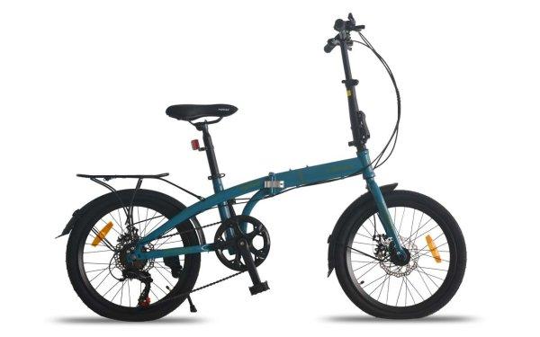 Mua Xe đạp gấp Fornix PRAVA New