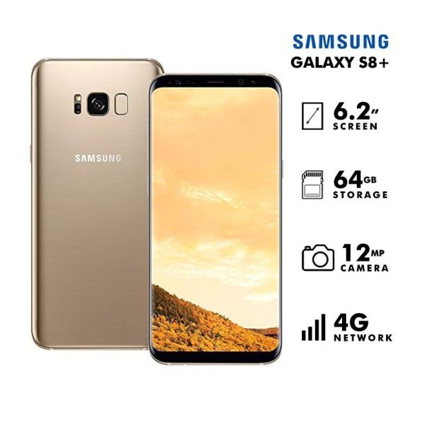 Điện Thoại Samsung Galaxy S8 Plus 2SIM  Đẹp ram 4G bộ nhớ 64G mới - Màn hình Vô cực Màn hình: Super AMOLED, 6.2, Quad HD+ (2K+) CPU: Exynos 8895 8 nhân- Chiến Game Mượt bảo hành 1 năm