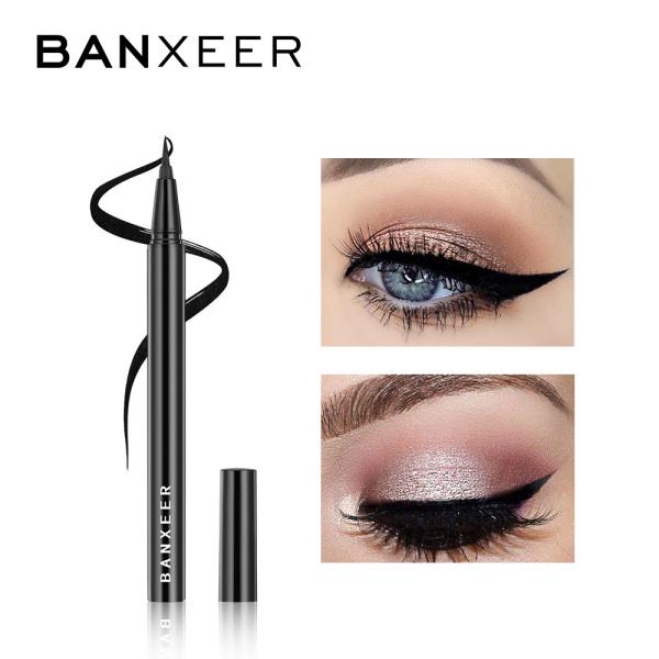 BANXEER Bút kẻ mắt chống thấm nước tiện dụng thương hiệu giá rẻ