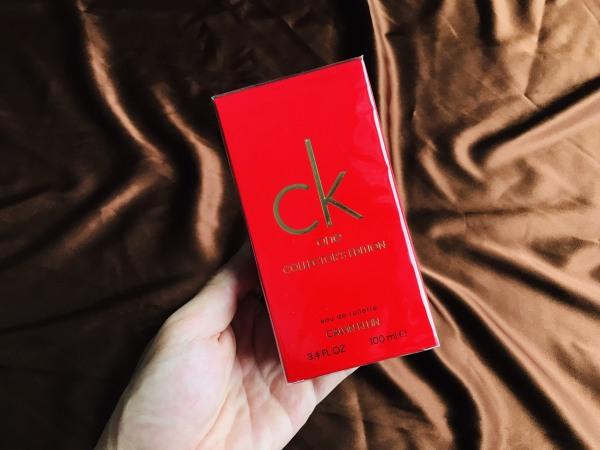 Nước Hoa Nam CALVIN KLEIN CK One Collector's Edition 100ML EDT Unisex
