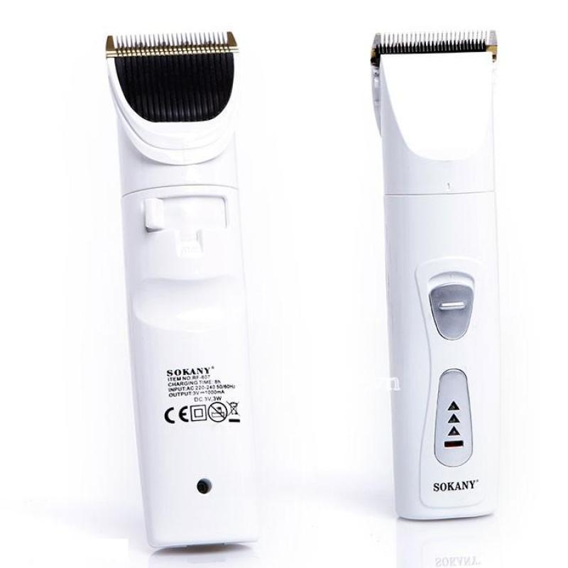 Tông đơ cắt tóc sokany rf-607 giá rẻ