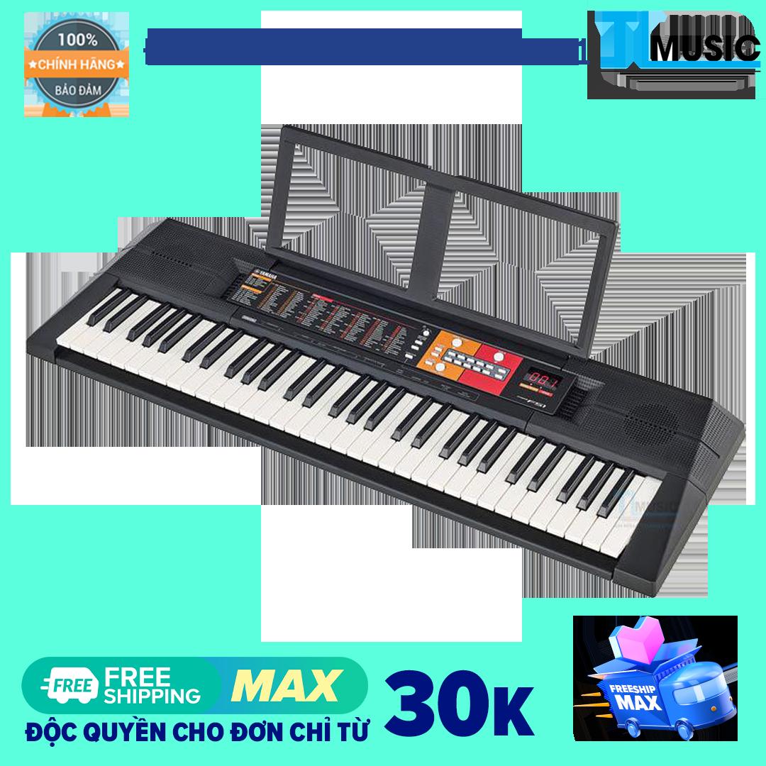 [Chính hãng] Đàn Organ 61 phím Yamaha PSR F51 - Yamaha keyboard F51 -Thiết kế đơn giản, sử dụng dễ dàng