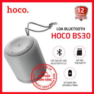 Loa Bluetooth mini Hoco BS30 5W V5.0 kèm móc treo - Tương thích nhiều thiết bị thumbnail