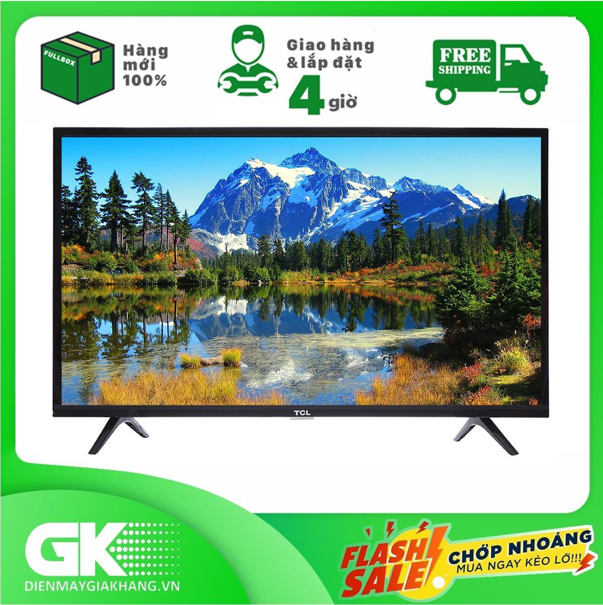Bảng giá Tivi TCL 32 inch HD L32D3000 - Bảo hành 3 năm, giao hàng & lắp đặt trong 4 giờ