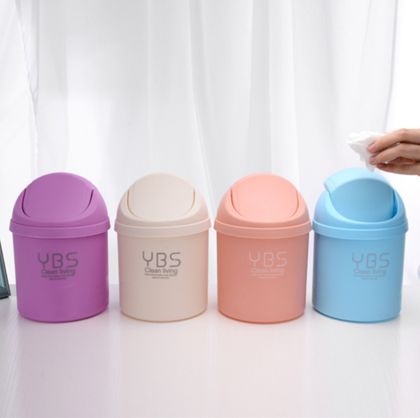 [HCM] Thùng rác mini để bàn YBS