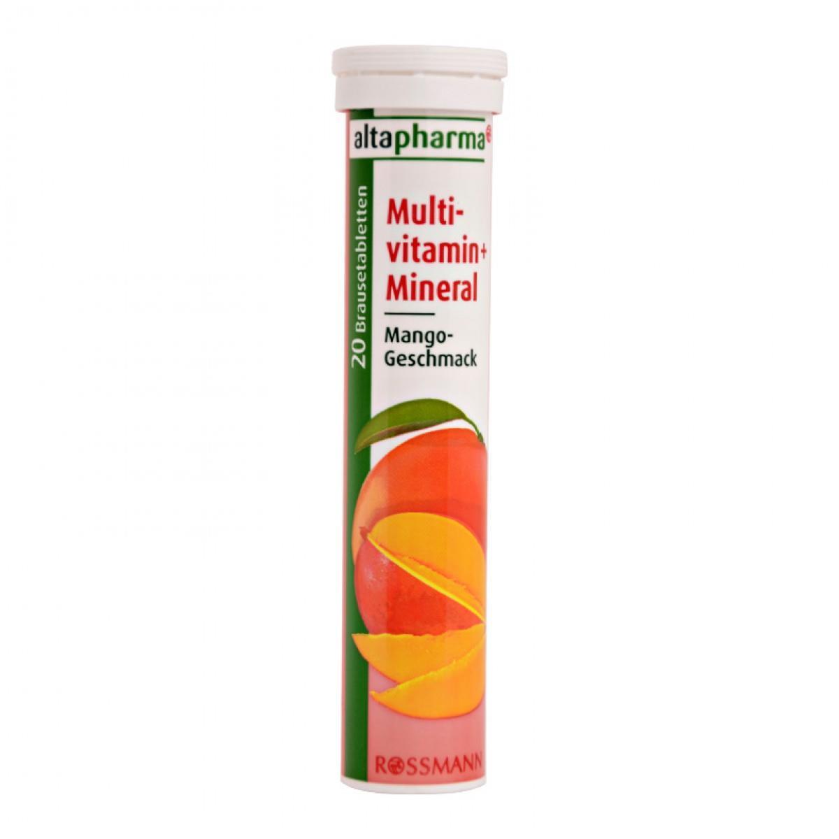 Viên Sủi Multivitamin + Mineral