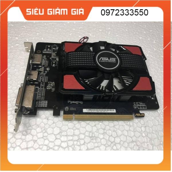 Bảng giá Card màn hình VGA ASUS R7250 2G DDR5 TƯƠNG ĐƯƠNG GTX750 2G D5 Phong Vũ