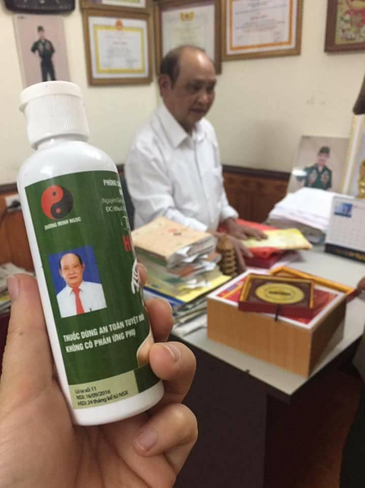 Combo 2 lọ thuốc đông y đặc trị hôi nách của lương y Dương Minh Ngọc ( 1 liệu trình )