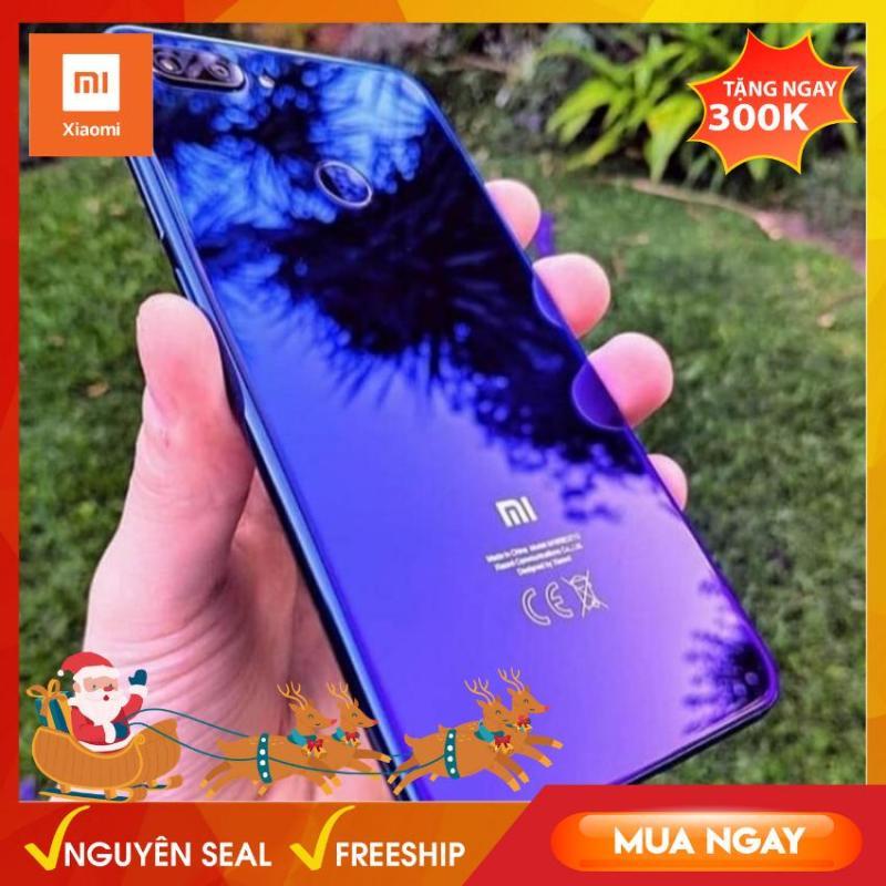 Điện thoại Xiaomi Mi 8 Lite Ram 6gb/64gb - Hiệu năng vô đối, Chip Snapdragon trải nghiệm game mượt mà, thiết kế hút ánh nhìn - Giá đẹp như mơ