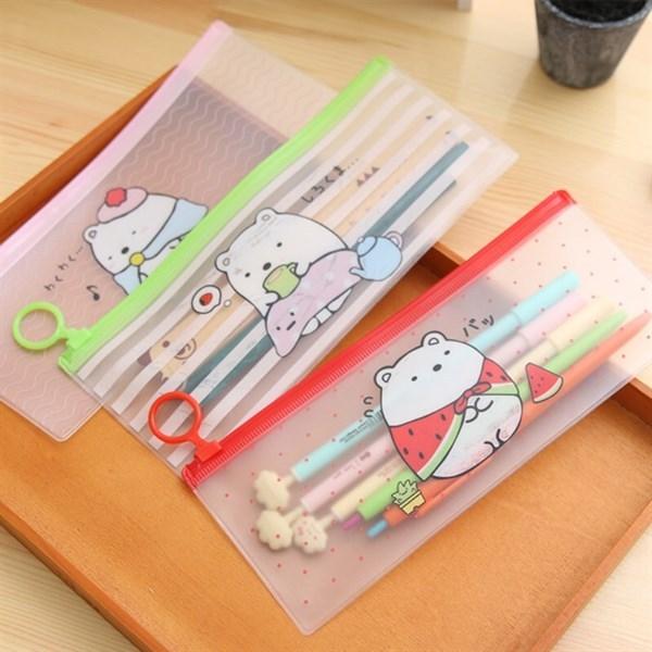 Mua Túi Zip Đựng Bút Molang Cute Tiện Dụng - Giao Ngẫu Nhiên