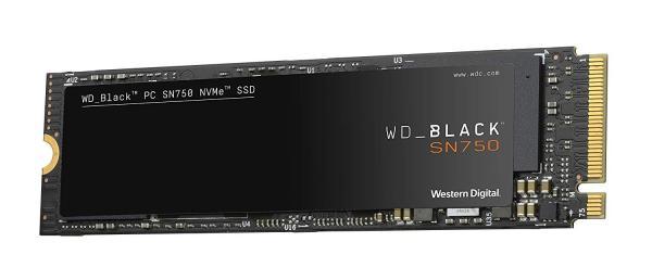 Bảng giá Ổ Cứng SSD WD Black SN750 500GB NVME M.2 2280 Phong Vũ