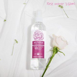 Nước Hoa Hồng Bulgaria Hữu Cơ (Rose Damascena) Alteya Organics Bulgarian Rose Water, 250ml 500ml thumbnail