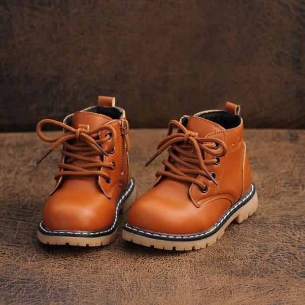 Giày Cho Bé Kiểu Dáng Hàn Quốc ,giày thể thao cho bé 20565 Màu nâu-33 -HQ Plaza giá rẻ