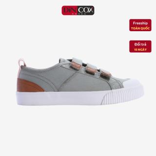 Giày Sneaker Dincox Coxshoes Chính Hãng E01 Rêu, giày vải thể thao, giày Nữ Dincox, Giày thể thao đế bằng, giày độn chiều cao, giày vải, giày hottrend 2021, Giày đi chơi, giày chạy thể thao. thumbnail