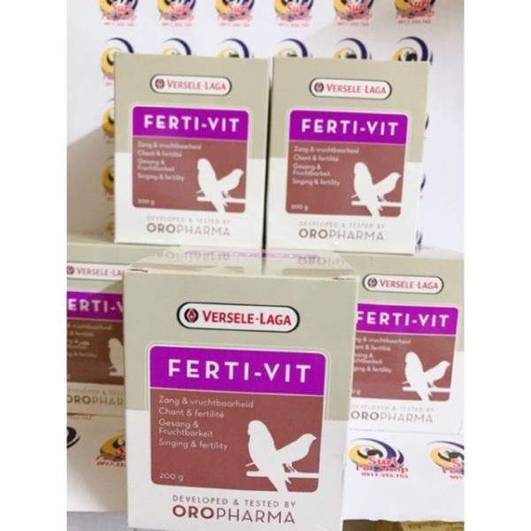 Vitamin hỗ trợ tăng cồ cho chim vẹt hũ nhỏ 20gr
