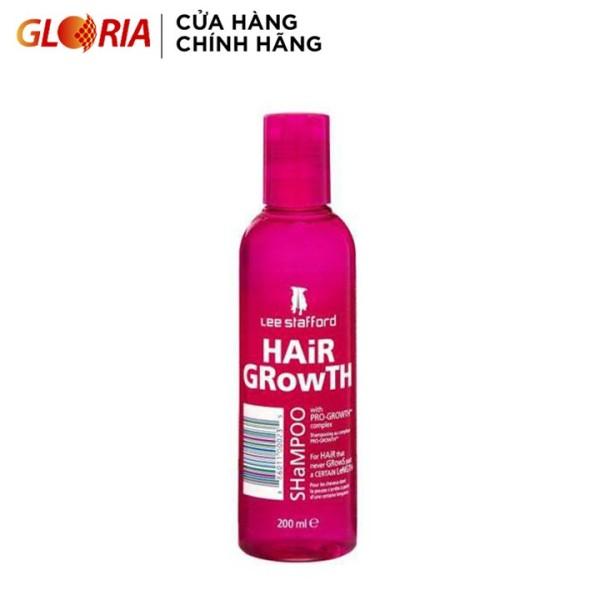 Dầu gội kích thích mọc tóc Lee Stafford Hair Growth 200ml, sản phẩm đa dạng, chất lượng tốt, đảm bảo an toàn sức khỏe người dùng, vui lòng inbox để shop tư vấn thêm giá rẻ