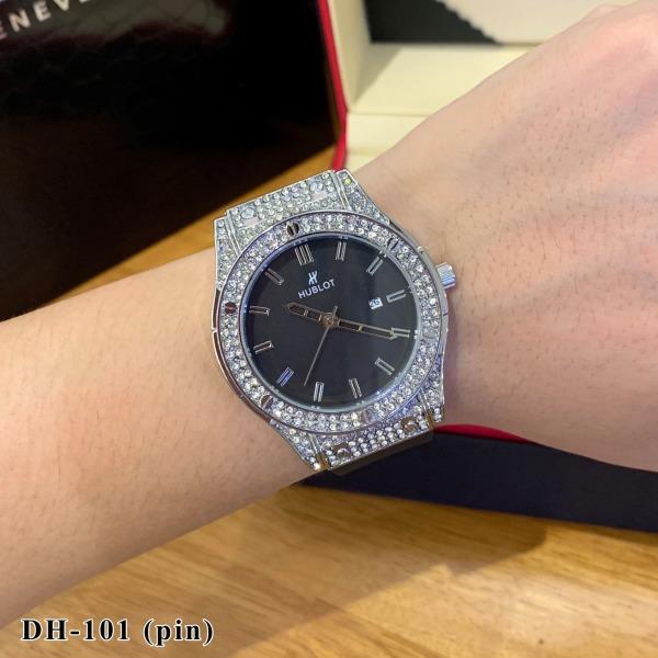 Đồng hồ HUB.LOT nam nữ cao cấp sang trọng full box - DH101 bán chạy