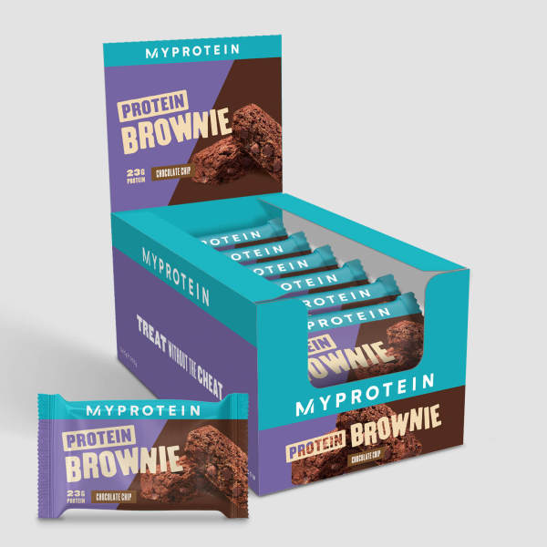 PROTEIN BAR - MYPROTEIN - PROTEIN BROWNIE