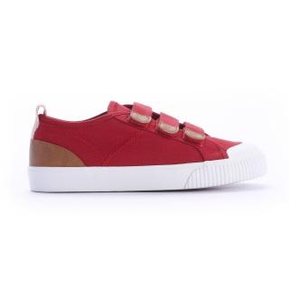 Giày Sneaker Dincox Coxshoes Chính Hãng E01 Red, giày vải thể thao, giày Nữ Dincox, Giày thể thao đế bằng, giày độn chiều cao, giày vải, giày hottrend 2021, Giày đi chơi, giày chạy thể thao. thumbnail