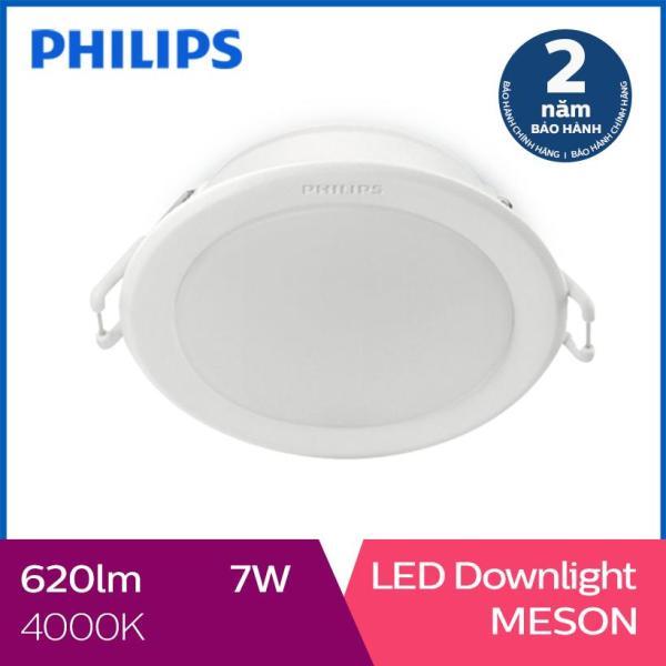 Đèn Downlight âm trần Philips LED Meson 59202 7W 4000K- Ánh sáng trung tính