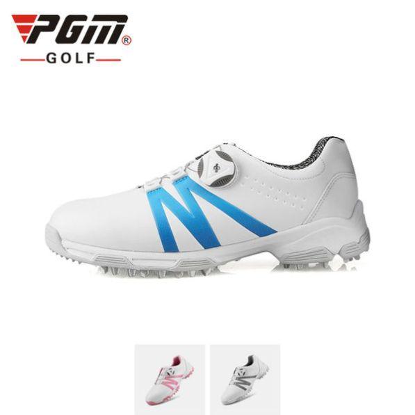 Giày golf nữ - PGM Women Microfibre Golf Shoes - XZ128 giá rẻ