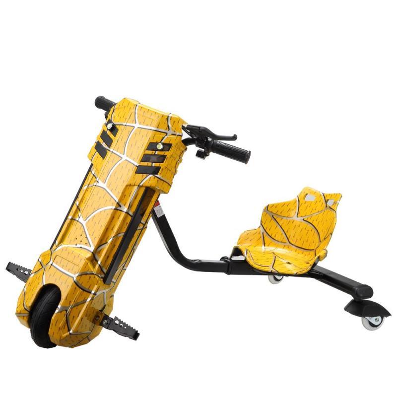 Mua Xe điện 3 bánh thể thao thế hệ mới của Homesheel D4_BH 2 NĂM