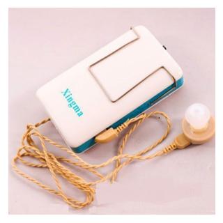 Máy trợ thính nhét tai có dây Xingma XM-999E cho người già điều chỉnh được âm lượng nhỏ gọn bỏ túi tiện lợi thumbnail