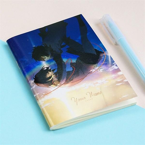 Mua Sổ Tay Mini Angia Art - Your Name Sky (100 Trang)