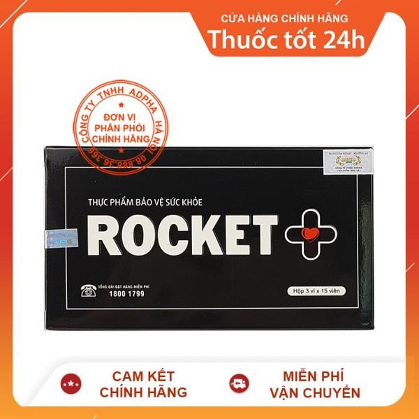 Rocket+ Sao Thái Dương - Đẳng Cấp Phái Mạnh