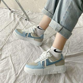 giày sneaker thể thao nữ đẹp mã 66 , trẻ trung năng động , đi êm chân , dễ mix đồ chỉ có tại BITBOT thumbnail