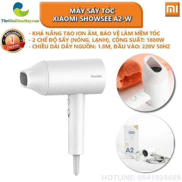 Máy sấy tóc Xiaomi ShowSee A2-W - Bảo hành 1 tháng - Shop Thế Giới Điện Máy