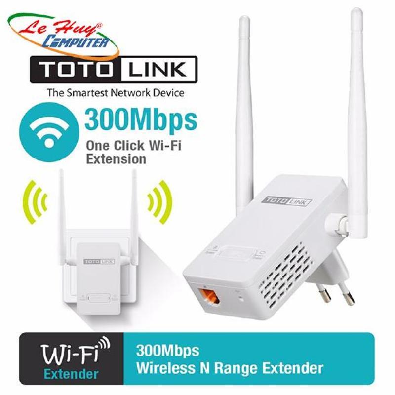 Bảng giá Thiết bị kích sóng WiFi Repeater TOTOLINK EX200 Phong Vũ