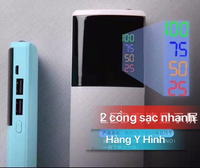 Sạc Dự Phòng Samsung 20.000mAH lcd