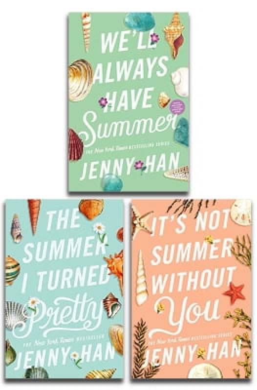 Fahasa - Combo Sách Hay The Summer - Jenny Han