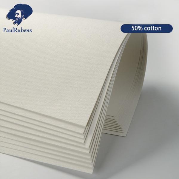 Mua Giấy vẽ màu nước Paul Ruben định lượng 300gsm - 50% cotton