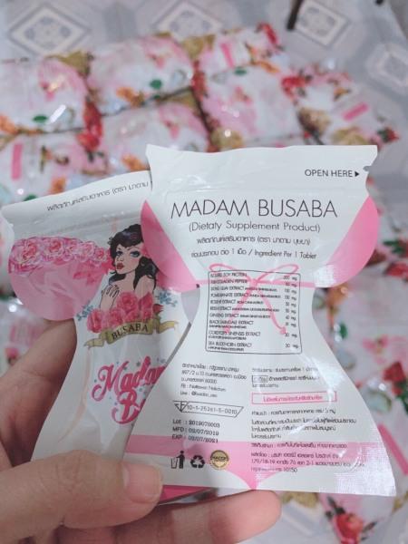 Viên nở nguc madam busaba Thái - Gói 7 viên giá rẻ