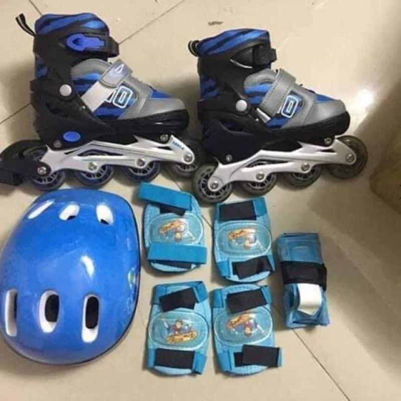 Phân phối Giày trượt patin cho bé kèm phụ kiện bảo hộ