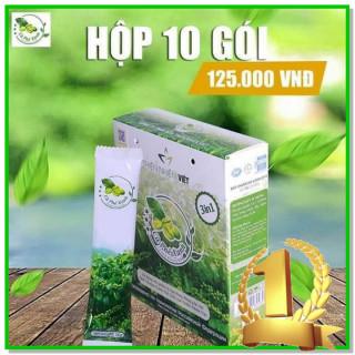 Cà Phê Xanh khử mỡ tốt tại Việt Nam hộp 10 gói Cà Phê giảm cân thumbnail