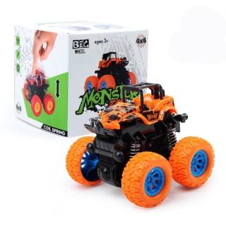 Đồ chơi xe mô hình vượt địa hình siêu ngầu cho bé, chất liệu nhựa cao cấp siêu bền giúp bé thảo sức vui chơi - Giao hàng ngẫu nhiên thumbnail