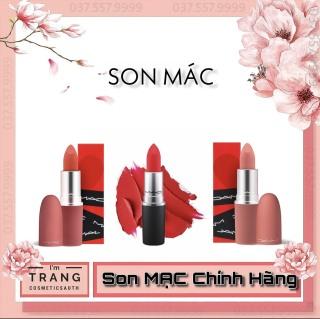 Son Mac Powder Kiss Lipstick, Son Mac Matte, Rettro Matte Full Size 3g thumbnail