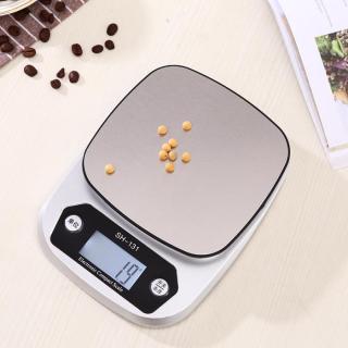 Cân thực phẩm mini nhà bếp 0.1g - 3kg độ chính xác cao tới từng gram , có màn hình led hiển thị ,chất liệu bằng hợp kim thép cực kì an toàn - tặng kèm pin - Đảm bảo Chất Lượng thumbnail