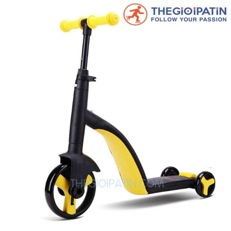 Phân phối Xe Scooter Trẻ Em Cao Cấp - Nadle 3 in 1
