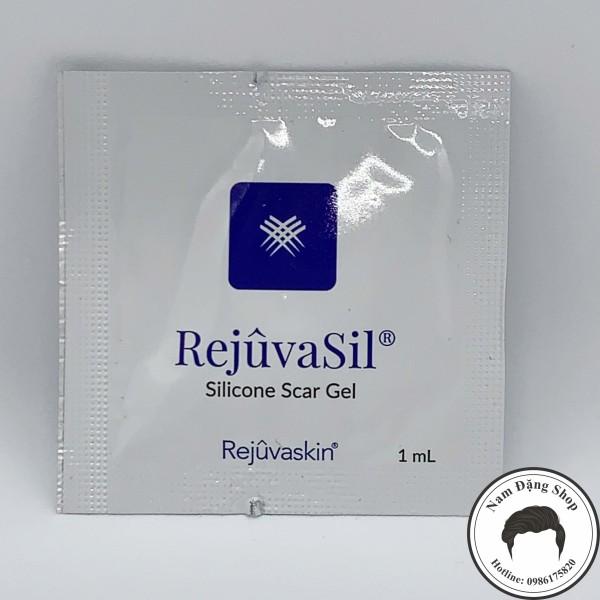 Sample kem xóa sẹo lồi, sẹo phẫu thuật Rejuvasil Scar 1ml của Mỹ cao cấp