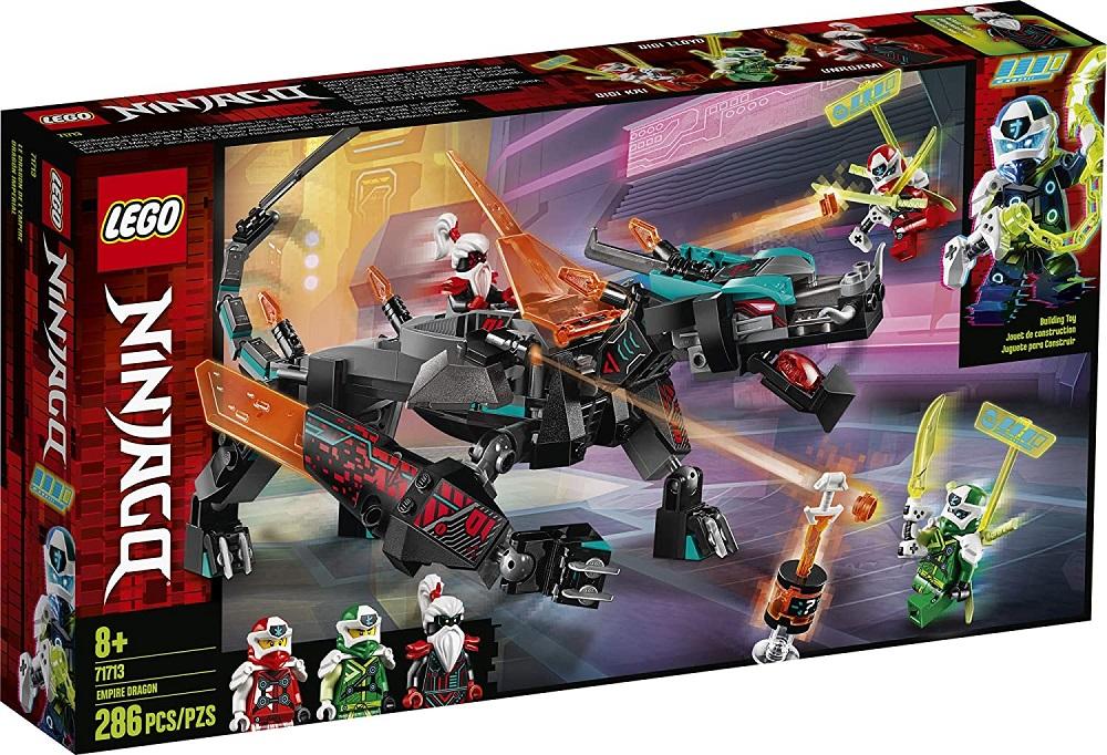 LEGO Ninjago 71713 – Đế Chế Rồng Empire Dragon Giá Hot Siêu Giảm tại Lazada