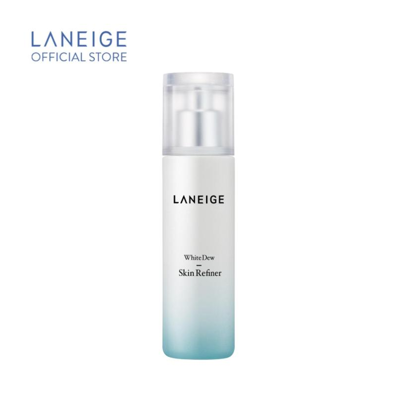 Nước cân bằng dưỡng trắng da Laneige White Dew Skin Refiner 120ml cao cấp