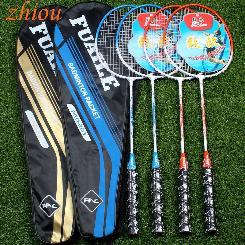 Bộ 2 cây vợt cầu lông kèm túi giá tốt Nhật Bản