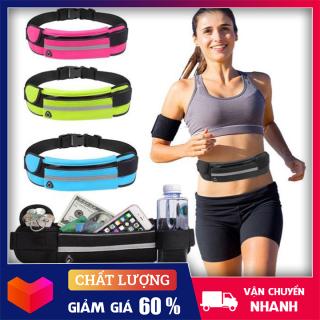 Túi Đeo Hông, Bụng, Đựng Điện Thoại- Túi đựng đồ đa năng - túi tập thể dục , chạy bộ thumbnail